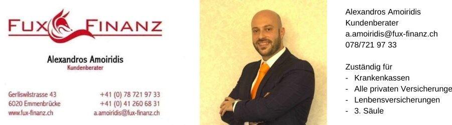 Alexandros Amoiridis